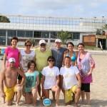 A nemzetközi strand röplabda bajnokságon a magyar csapatok győztek!