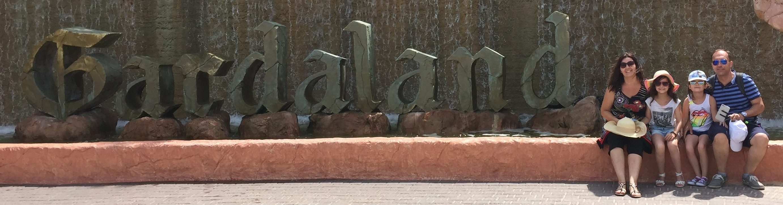 Megjöttünk Gardaland :-)